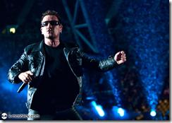Фото Константина Мошкова, U2 в Лужниках